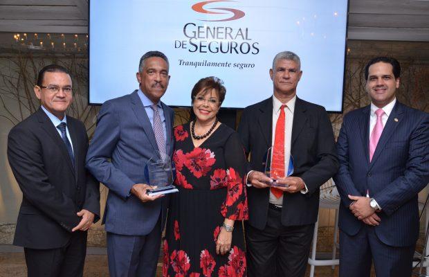 General de Seguros presenta resultados y reconoce productores