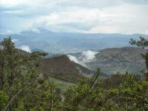 Parque Valle Nuevo en Constanza.