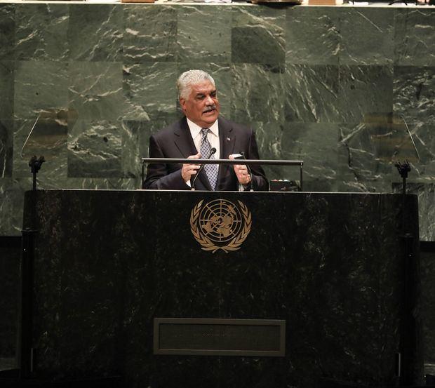 Canciller urge a la ONU evite brecha digital profundice desigualdades entre países y dentro de ellos