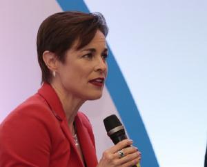 Vicepresidenta de Recursos Humanos para la Zona Américas de Nestlé, Kathryn Rowan