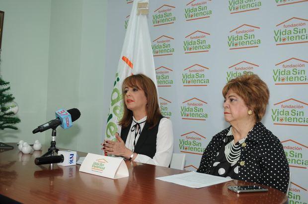 Fundación Vida Sin Violencia pide al gobierno una alerta nacional por el incremento de los feminicidios