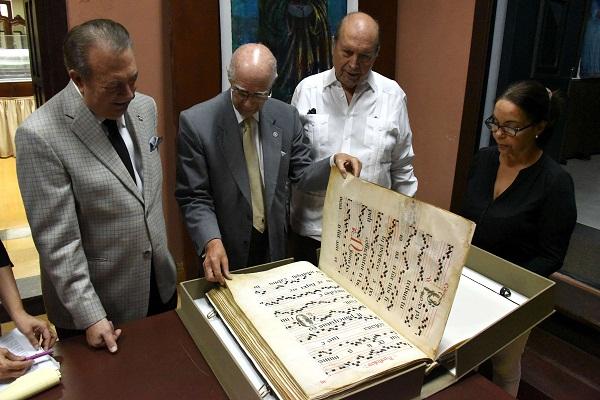 Ministro de Cultura realiza visita a Museo y Cárcel Real de la Catedral de Santo Domingo