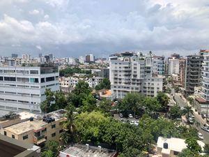 Vista de la ciudad de Santo Domingo.