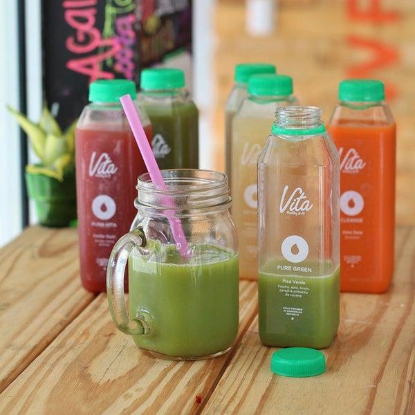 Vita Healthy and Fit presenta los nuevos sabores de la temporada.