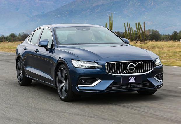 Volvo Cars lanza el Nuevo Volvo S60