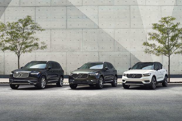 Volvo Cars establece nuevo récord de ventas globales en 2018