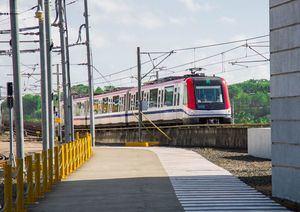 El metro y el teleférico de Santo Domingo habilitan puntos de vacunación.