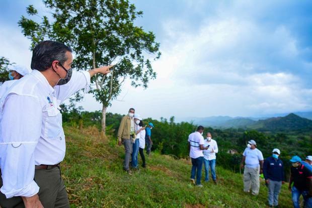 Medio Ambiente saluda creación del Parque Nacional Loma Los Siete Picos mediante decreto del Presidente