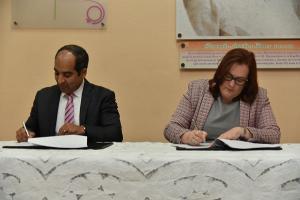 Convenio entre Ministerio e ITLA