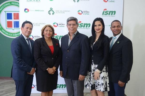 """Primera etapa del programa """"Escalando Juntos"""" de ISM culmina exitosamente"""