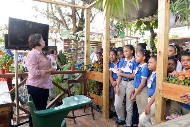 Instituciones celebran Semana del Reciclaje 2019