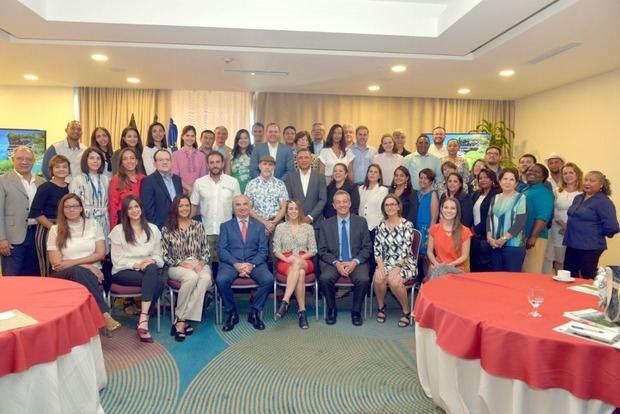 Empresas de turismo de Centroamérica y RD se reunieron para promover comunidades