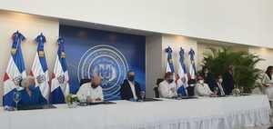 Gobierno firma acuerdo con la ONU .