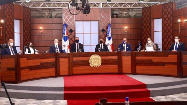 CNM evalúa a los primeros 20 postulantes a jueces para el Tribunal Constitucional