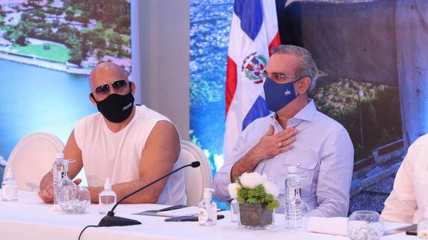 Abinader anuncia en Puerto Plata un plan para el desarrollo turístico
