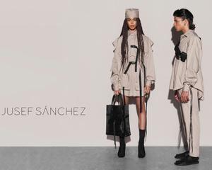 Colección Otoño 2021 del diseñador Jusef Sanchez