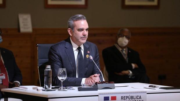 Presidente Abinader pide a la comunidad internacional aunar esfuerzos para solucionar desafíos económicos y sociales por la pandemia