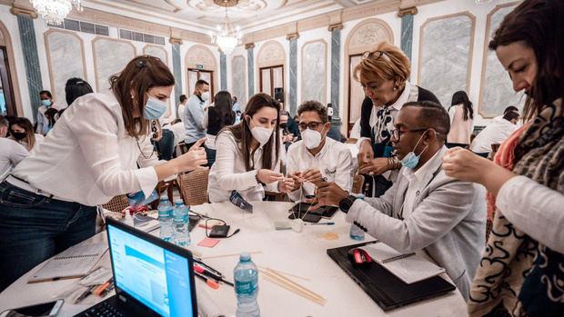 Ministerio Administrativo de la Presidencia desarrolla con éxito maratón de Innovación Gubernamental