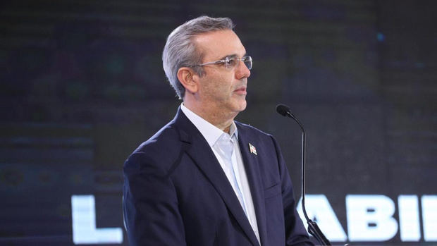 Presidente Abinader.