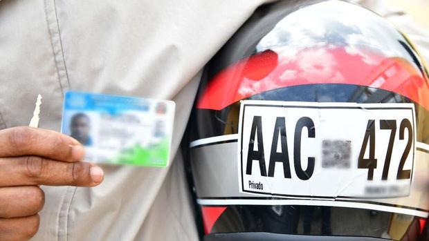 Gobierno extiende plazo de fiscalización de motocicletas hasta el 5 de noviembre en el Gran Santo Domingo