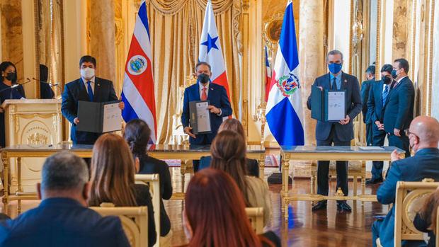 Cotizo, Alvarado y Abinader piden a EE.UU. más apoyo en la crisis haitiana