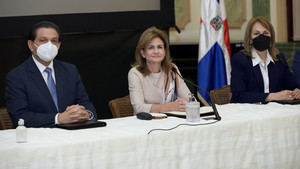 Rueda de prensa Gabinete de Salud.