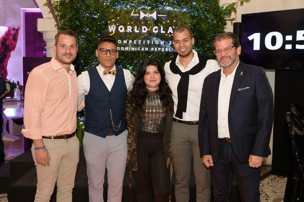 Cheytán Báez se corona como el mejor bartender del World Class Competition 2019