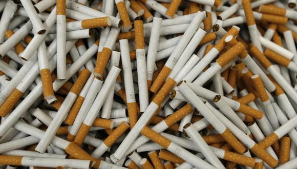 Endurecen medidas de control ante el comercio ilícito de cigarrillos en el país