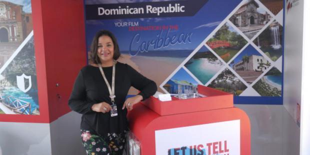 Yvette Marichal, directora DGCINE