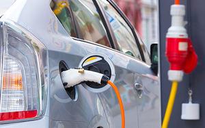 Los coches eléctricos ganan terreno en Europa.