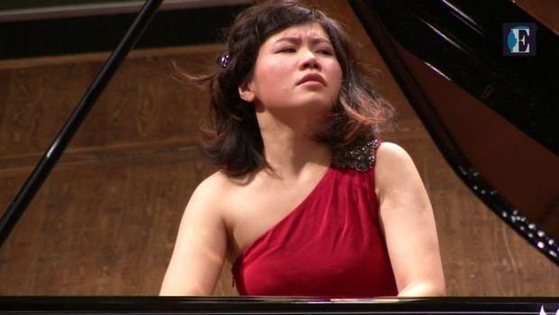 Zhenni-Li, pianista.