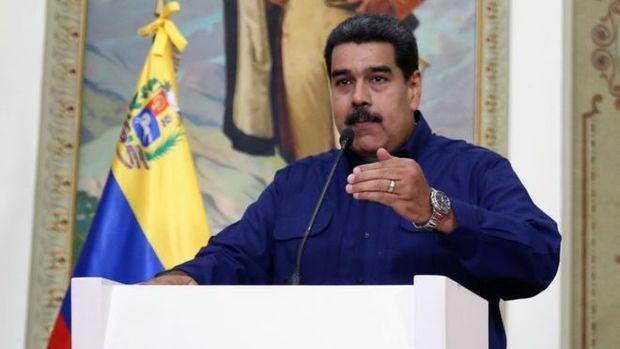 """Maduro pide la renuncia a todo su gabinete de ministros para una """"reestructuración profunda"""""""