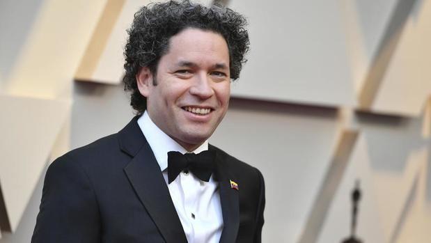 "Dudamel: ""Viva Venezuela libre"""