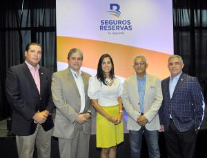 Leo Morales Troncoso, Carlos Nieto, Patricia Vargas, Osiris Mota y Luddy Gonzalez