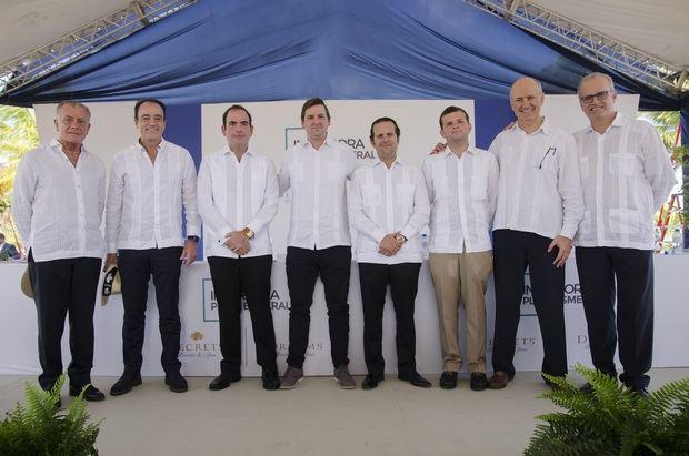 Juan Ramón Goris, Alex Zozaya, Giovanni Rainieri, Daniel Monllau, Eduardo Gutiérrez, Sebastián Gutiérrez, Francisco Javier Luque y Salvador Luque.