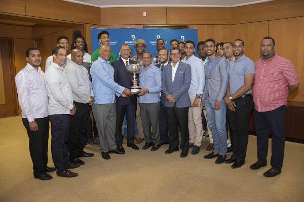 Simón Lizardo exhorta a jugadores del Mauricio Báez a observar un comportamiento ejemplar