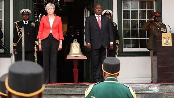Reino Unido quiere convertirse en mayor inversor en África del G7 para 2022