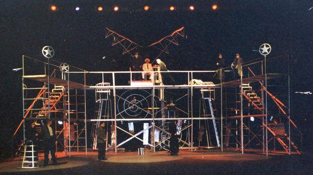 Aspectos técnicos del teatro: la escenografía