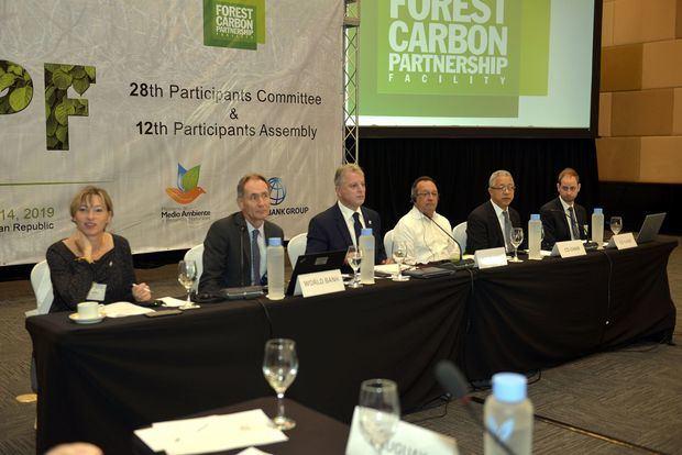 Fondo Cooperativo para el Carbono de los Bosques se reúne en RD