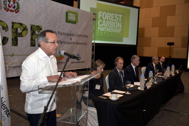 Vigésima Octava Reunión del Comité de Participantes del Fondo Cooperativo para el Carbono de los Bosques