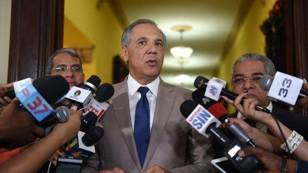 """Peralta: """"Danilismo"""" tomará, en su momento, decisión más convenga al país"""