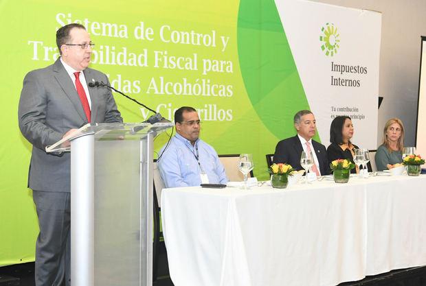 DGII adopta sistema de alta tecnología para control de evasión e ilícitos