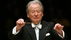 Sir Neville Marriner.