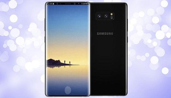 Comparte el mundo con la cámara del Samsung Galaxy Note9