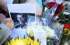 Una semana de luto por la muerte del príncipe Felipe.