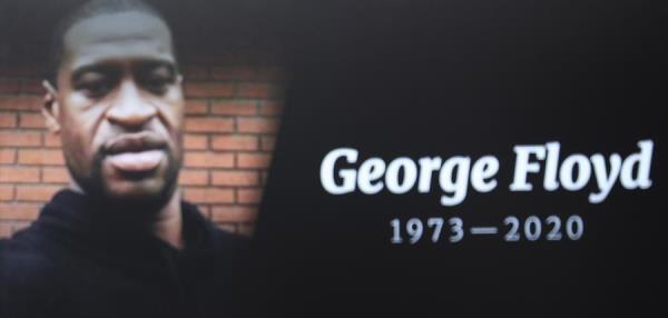 En la imagen, George Floyd, el hombre afromericano cuya muerte a manos de un policía blanco ha sido el detonante de las protestas de la última semana en EE.UU.