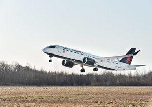 Air Canada reinicia su red de rutas domésticas y espera un buen verano.
