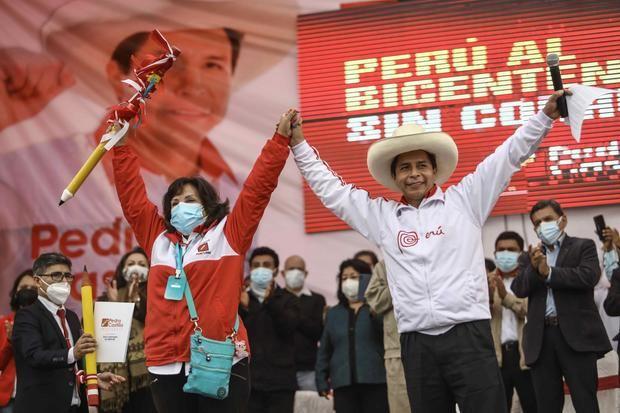 El equipo de Pedro Castillo denuncia que Fujimori promueve un