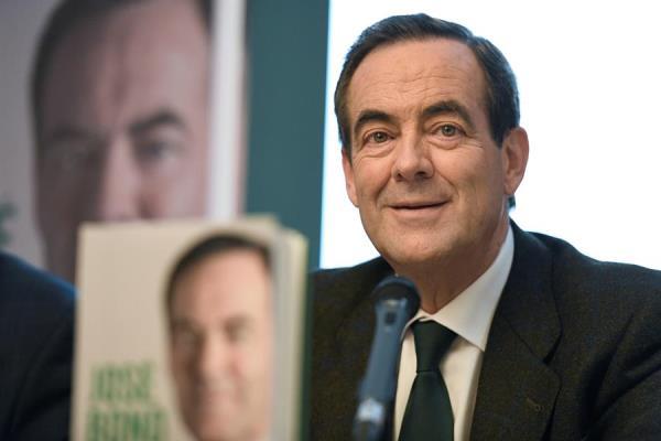 José Bono, ex ministro español.