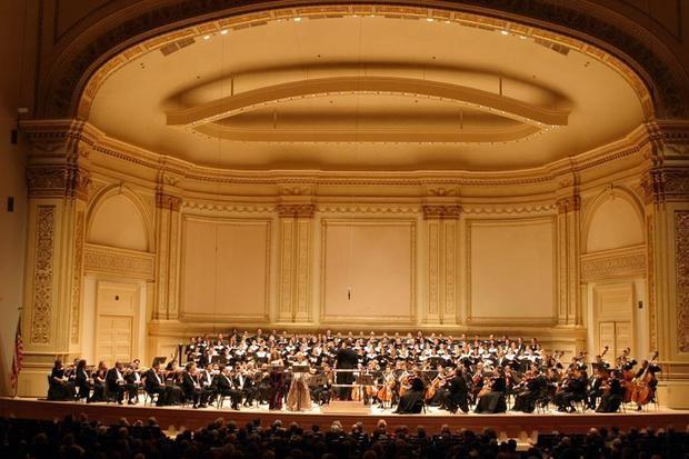 El Carnegie Hall y el Lincoln Center de Nueva York tampoco abrirán hasta 2021